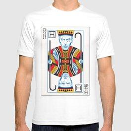 HOUSE - Series | Movie | TV | Fiction | Cinema | Humor | Vector | Nerd | Geek | Medic  T-shirt