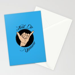 Just do Yieeeww Stationery Cards