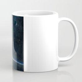 Space Surfer Coffee Mug
