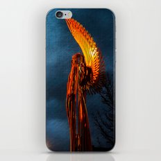 Angel Of The Morning iPhone & iPod Skin