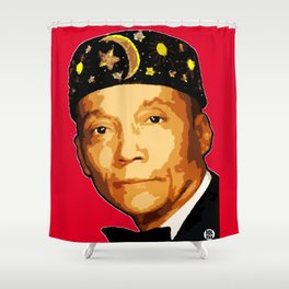 THE HONORABLE Shower Curtain