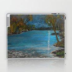 Tropical Moon Reflection II Laptop & iPad Skin