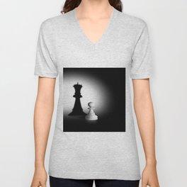 Pion Chess Unisex V-Neck