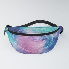 Sacred Geometry Fanny Pack