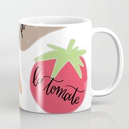Les Legumes Coffee Mug