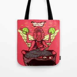 jumpmanism Tote Bag