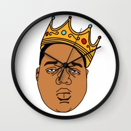 The Notorious BIG Wall Clock