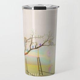reconstruction Travel Mug
