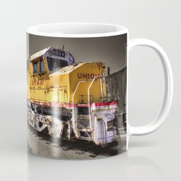 Union Pacific Centennial Coffee Mug