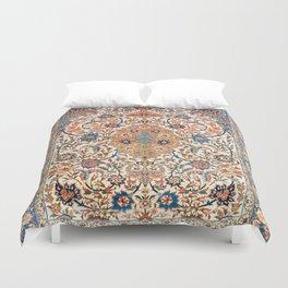 Isfahan Antique Central Persian Carpet Print Duvet Cover