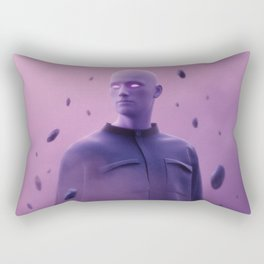Skip Tracer Rectangular Pillow
