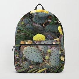 Cactus in Spring Backpack
