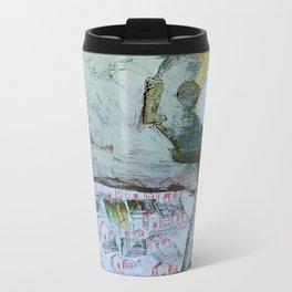 the world at large Metal Travel Mug