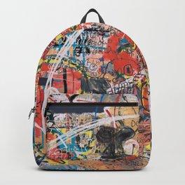 World Mapsqiuat Backpack