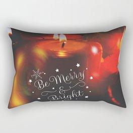 cozy postcard Rectangular Pillow