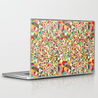 maps Laptop & iPad Skins featuring Colour Maps by Candy Joyce