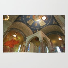 Basilica of the National Shrine of the Immaculate Conception Rug