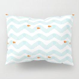 Golf Fish Pillow Sham