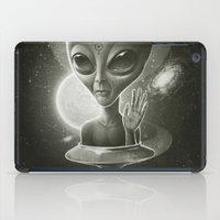 mulder iPad Cases featuring Alien II by Dr. Lukas Brezak