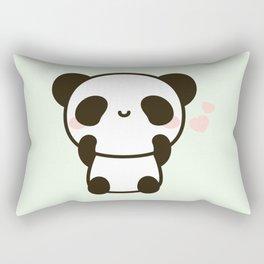 Cute panda Rectangular Pillow