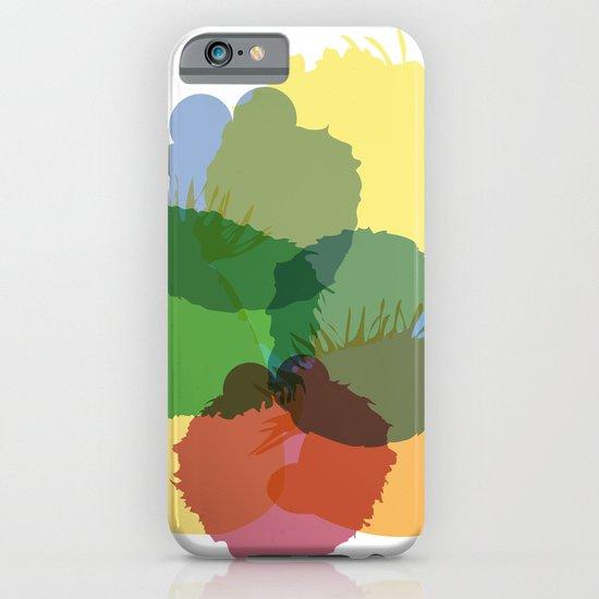 Yay Sesame2 iPhone & iPod Case