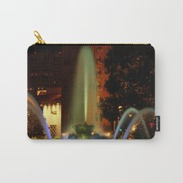 JC Nichols Memorial Fountain Carry-All Pouch