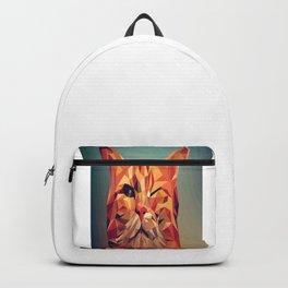 CAT Pop Art Backpack