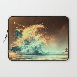 Mana tide Laptop Sleeve