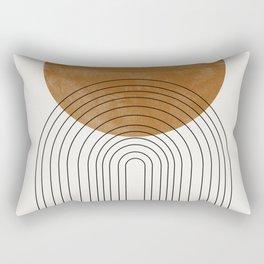 Arch III Rectangular Pillow