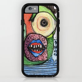 People Need Dramatic Examples iPhone Case
