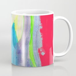 Drooping flowers Coffee Mug