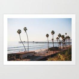 San Clemente Art Print