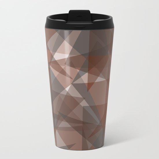 pattern 60 Metal Travel Mug