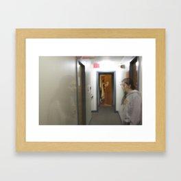Wall to Wall Framed Art Print