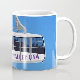 Squaw Valley Ski Resort ,LakeTahoe , California Coffee Mug