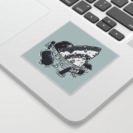 The Goon Shark Sticker