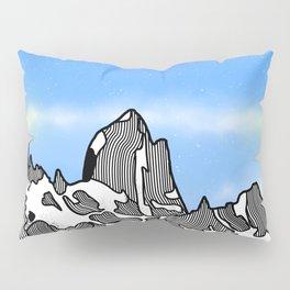 Monte Fitz Roy Pillow Sham