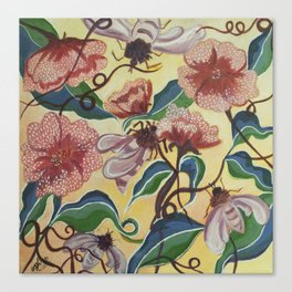 Floral-Musings-3 Canvas Print