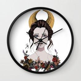 The Horned Goddess, Flidias Wall Clock