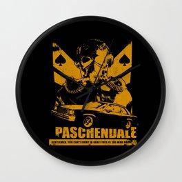 PASCHENDALE Wall Clock