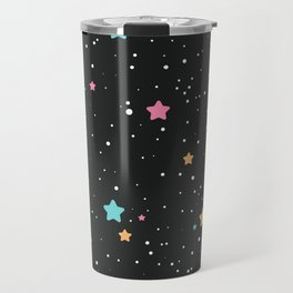 Outer Space Pattern 002 Travel Mug