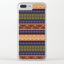 Wizarding School Sports Clear iPhone Case