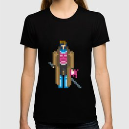 PixelWorld vol. 1   Gambit T-shirt