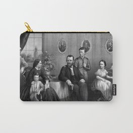 General Grant And His Family Carry-All Pouch