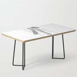 Fishnet Stockings Coffee Table