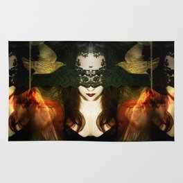 Madame Mayhem Rug