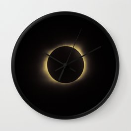 Total Eclipse 2017 Wall Clock