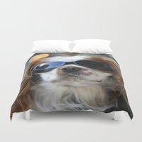 backpack Duvet Covers featuring celebrity by EnglishRose23