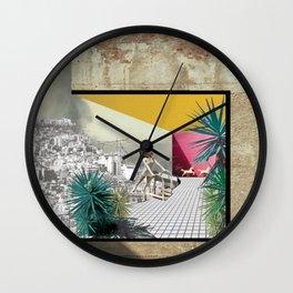 Snorkeling (Urban_Crisis_Resort#3) Wall Clock
