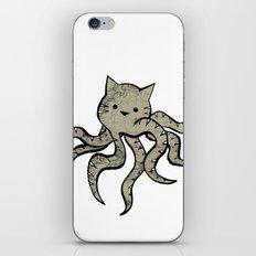 minima - octopuss iPhone & iPod Skin